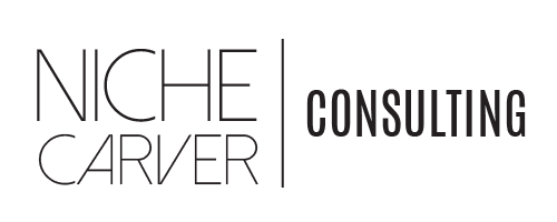 Niche Carver Marketing Consulting Logo 2x